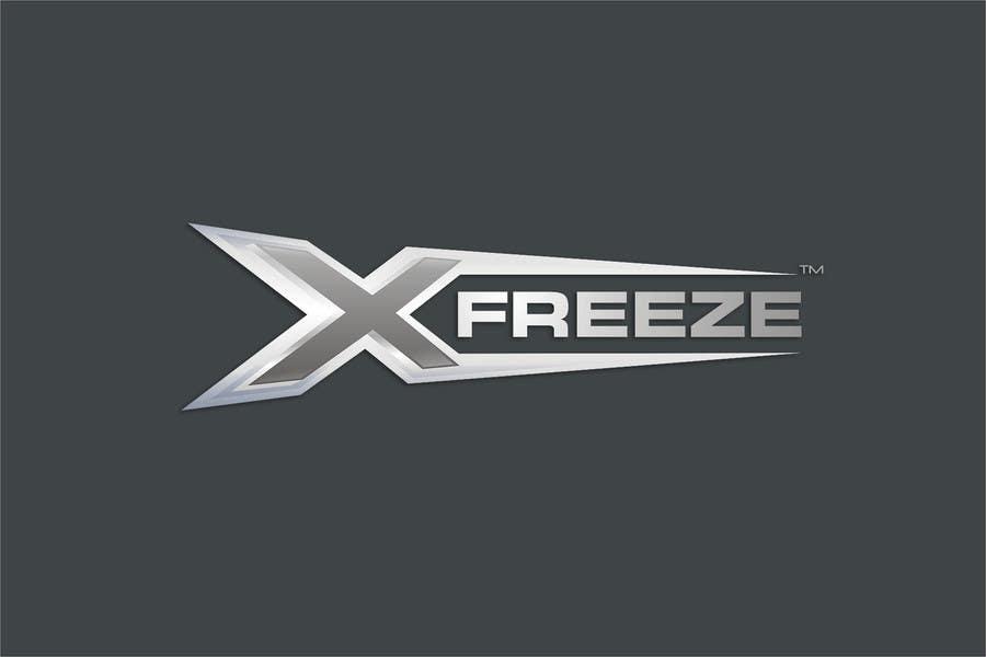 Inscrição nº 24 do Concurso para Design a Logo for X-Freeze