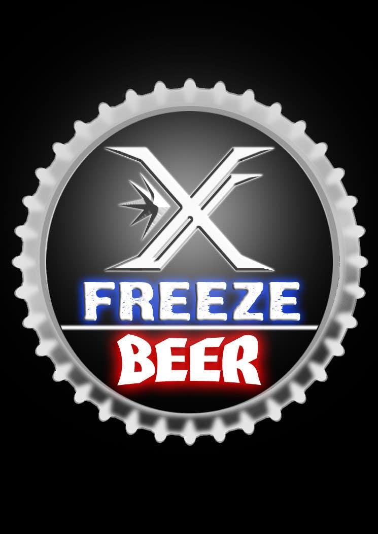 Inscrição nº 8 do Concurso para Design a Logo for X-Freeze