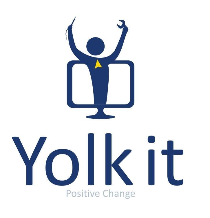 Proposition n°                                        251                                      du concours                                         Logo Design for YOLK IT