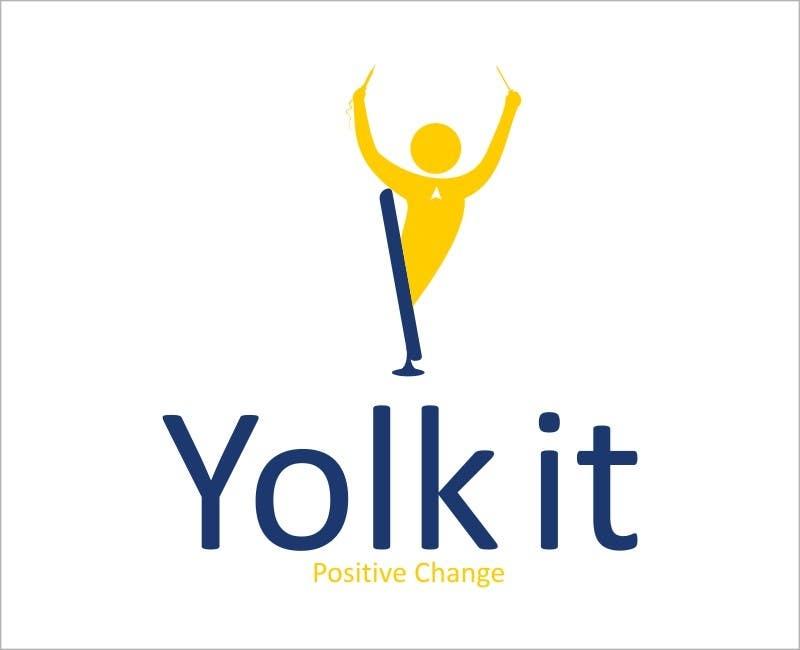 Proposition n°                                        269                                      du concours                                         Logo Design for YOLK IT