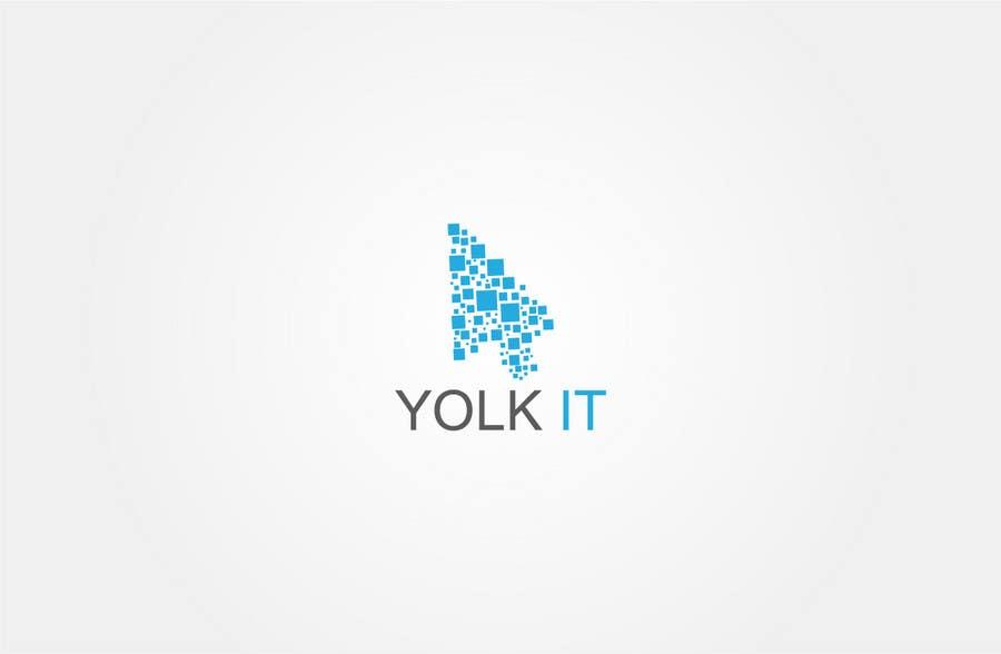 Proposition n°                                        199                                      du concours                                         Logo Design for YOLK IT