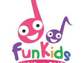 #42 for Design a Logo for Fun Kids Instruments by patlau