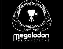 "designstore tarafından Design a Logo for my video production company"" Megalodon productions"" için no 19"