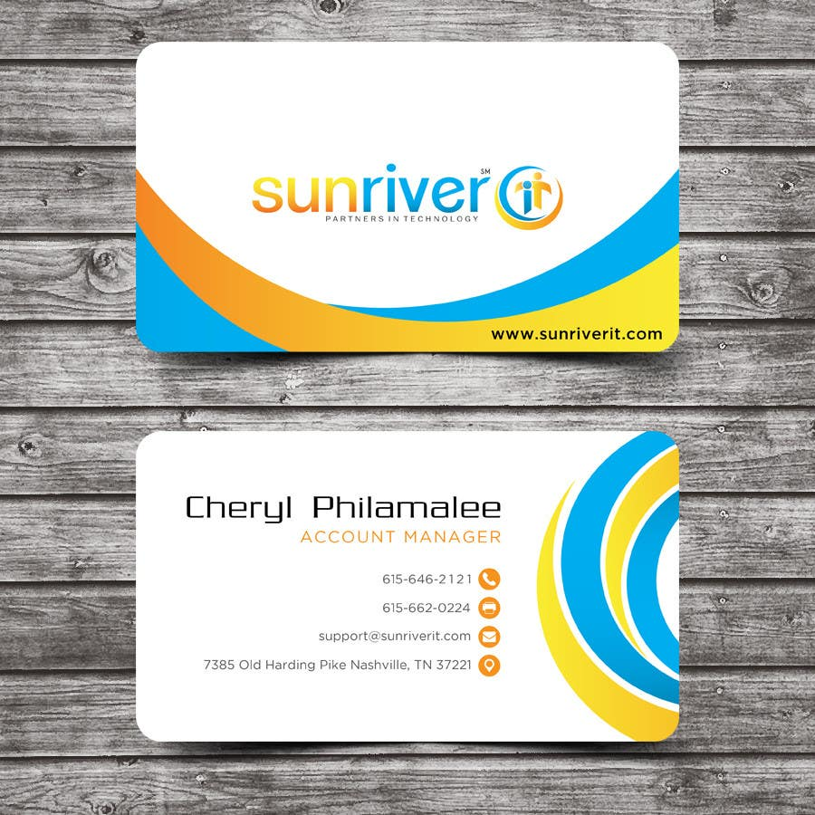 Entry 139 By Matbien For Design New Business Cards For My It