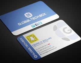 Nro 125 kilpailuun Design some Business Cards käyttäjältä smartghart