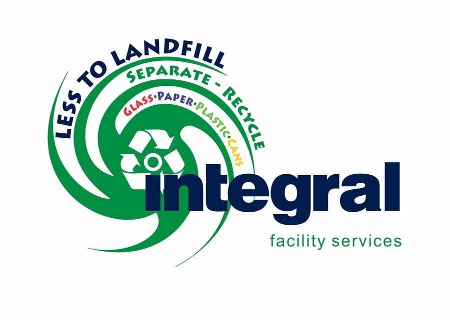 Konkurrenceindlæg #                                        47                                      for                                         Graphic Design for Integral Facility Services