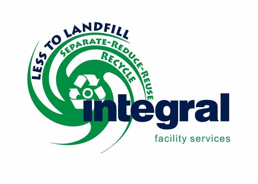 Konkurrenceindlæg #                                        44                                      for                                         Graphic Design for Integral Facility Services