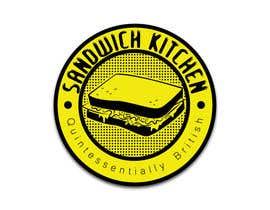 #151 for Sandwich Logo by areztoon