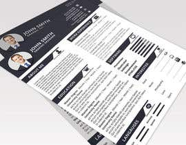 mdakasabedin tarafından Create as many unique Resume templates as you can in a week -- 1 için no 37