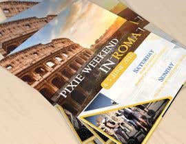 #9 for Design a Flyer for a company event in Rome by infosouhayl