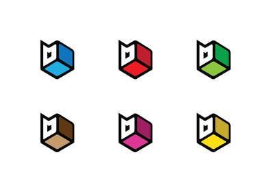 LogoDesk01 tarafından Design a Logo - Basic 3d cube type logo için no 32