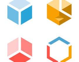 JedBiliran tarafından Design a Logo - Basic 3d cube type logo için no 50