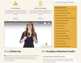 Nro 3 kilpailuun Design a New Website Mockup käyttäjältä vyasrohan