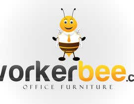 #13 for Design a Logo for Workerbeeofficefurniture.com af emzbassist07