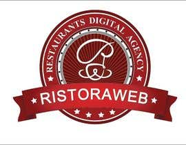 #80 for Design a logo for RistoraWeb (a digital agency for restaurants only) af dimassuryap2