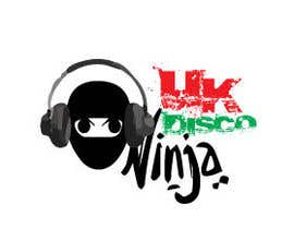 #12 para Design a Logo for UK Disco Ninjas clan por avilashray