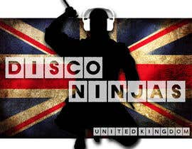 #2 para Design a Logo for UK Disco Ninjas clan por taylonc