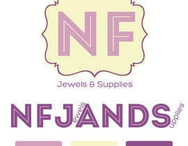 jtolksdorf tarafından Design a Logo, banner and business card design for handmade jewelry company için no 10