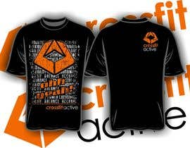 #8 para Design a T-Shirt for Crossfit Box por iYNKBRANE