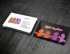 nº 12 pour Need a cool business card design that matches our logo par Brandwar
