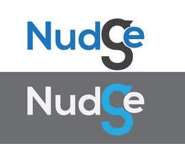Nro 144 kilpailuun Design a Text Logo for Nudge käyttäjältä adilesolutionltd