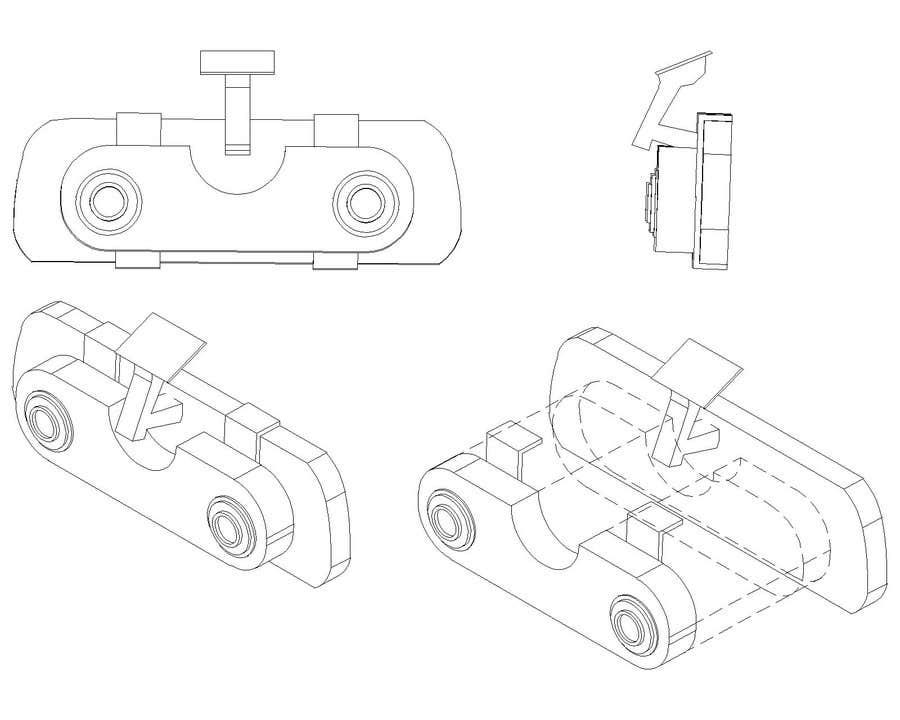 #11 for Do some 3D Modelling for car DVR by muhammadirman