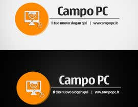#13 for Disegnare un Logo for CampoPC by tanasalexandru