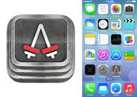 Graphic Design Contest Entry #74 for Design an App Icon for a Gym App