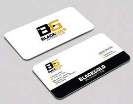 elkarmani tarafından Business card Design and logo to support it. için no 18