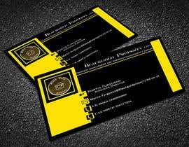 isurusandaruwanc tarafından Business card Design and logo to support it. için no 25