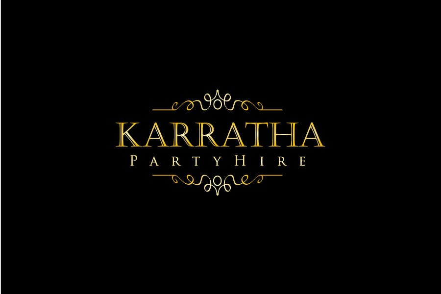 #38 for Design a logo for Karratha Party Hire by CTLav