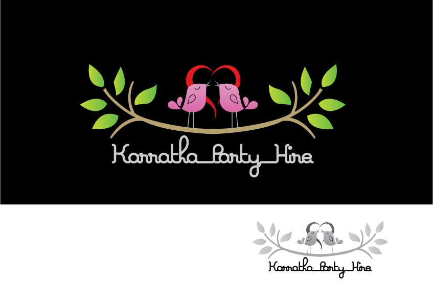#35 for Design a logo for Karratha Party Hire by Debasish5555