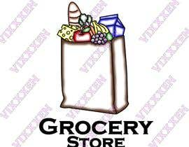 #213 for Design a Logo / Symbol for a grocery store. af Vixxxen