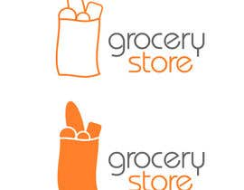 #279 for Design a Logo / Symbol for a grocery store. af tatuscois