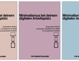 Nro 2 kilpailuun Design an E-Book Cover for a Guide about minimalism of digital devices käyttäjältä mariadelrey