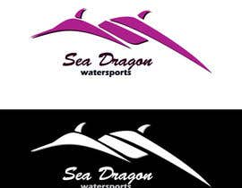 #54 para Design a Logo for Sea Dragon watersports por kangian