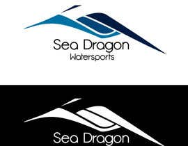 #83 para Design a Logo for Sea Dragon watersports por kangian