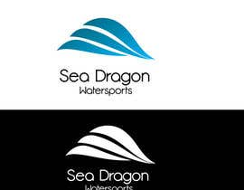 #132 untuk Design a Logo for Sea Dragon watersports oleh kangian
