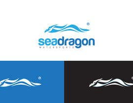 #99 para Design a Logo for Sea Dragon watersports por arteastik