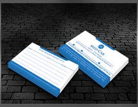 #16 para Med-Cab Business Card Design por kreativedhir