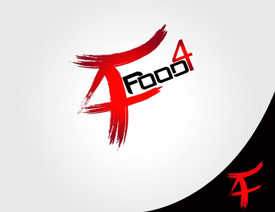 #152 for Logo Design for Food4 by rivera919