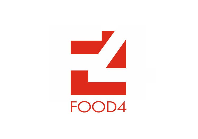 #171 for Logo Design for Food4 by whitmoredesign