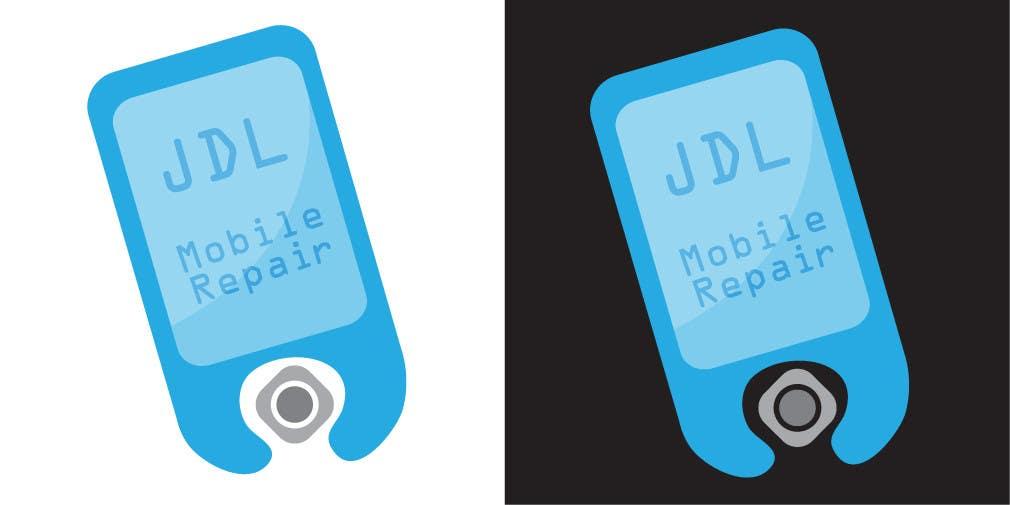 Inscrição nº 2 do Concurso para Design a Logo for a Mobile cellphone and mobile device repair company