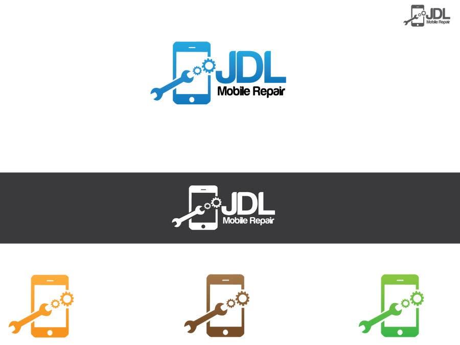 Inscrição nº 21 do Concurso para Design a Logo for a Mobile cellphone and mobile device repair company