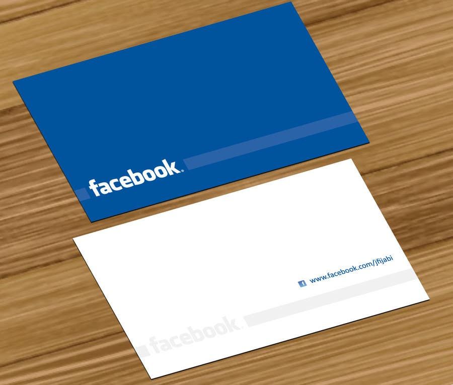 #7 for Design some Business Cards inspired by Social Media by jobee