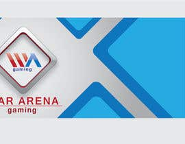 nº 41 pour Design a Logo for War-arena Gaming par GamingLogos
