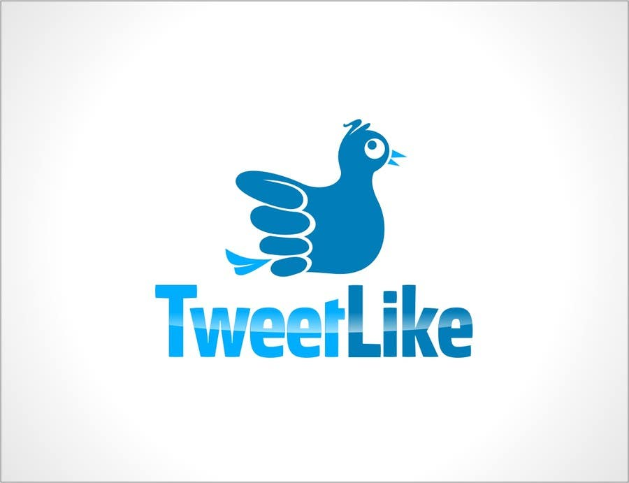 """#27 for Design a Logo for 'TweetLike"""" by arteq04"""