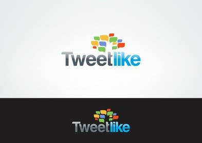 "#170 for Design a Logo for 'TweetLike"" by sanjiban"