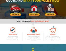 #15 for Design a better landing page by pradeep9266