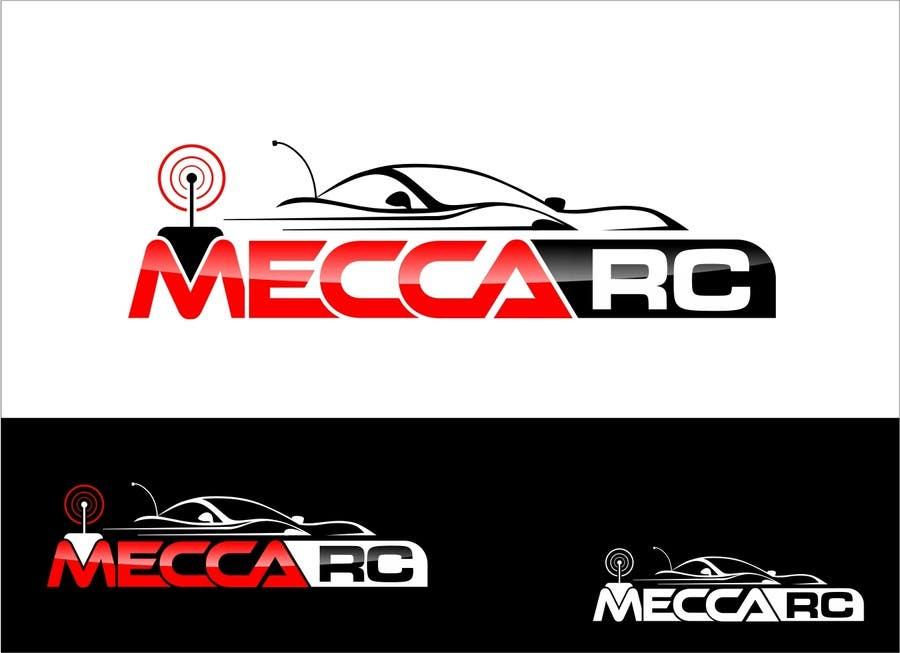 Inscrição nº 69 do Concurso para Design a Logo for Mecca RC